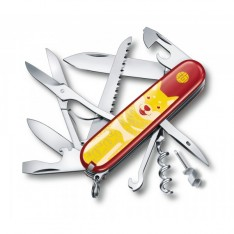 Складной нож Victorinox Huntsman Year of the Dog 1.3714.E7