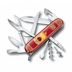 Складной нож Victorinox Huntsman Year of the Pig 2019 1.3714.E8